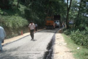 First Year Periodic Maintenance Program, Road Sector